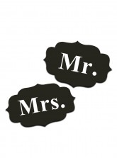Mr. and Mrs. Tag - Matt Black