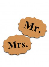 Mr. and Mrs. Tag - Matt Original