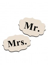 Mr. and Mrs. Tag - Matt White