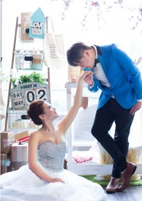 Pre-Wedding Photography Package 2 (JB/SG)
