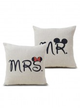 Mr. and Mrs. M.Mouse Cover Set