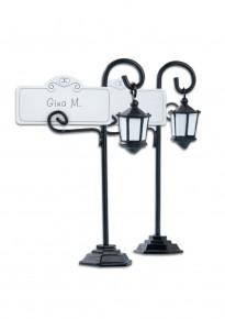 Mini Garden Lamp Place Card Holder