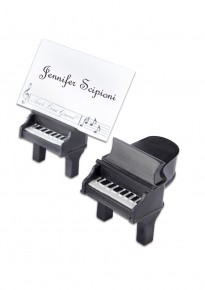 Mini Piano Place Card Holder