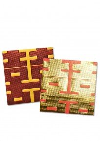 Shiny Shuang Xi Red Packets (5pcs/Pack)