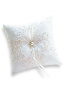 Victorian Wedding Ring Pillow