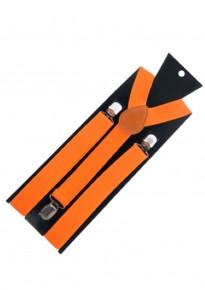 Suspenders - Orange