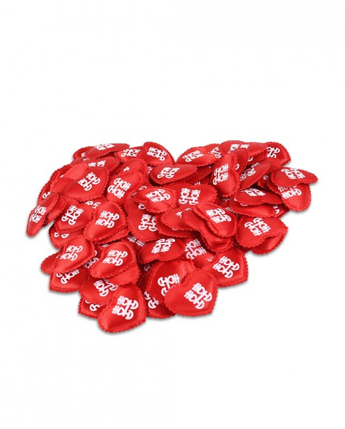 Double Happiness Hearts (100pcs/pack)