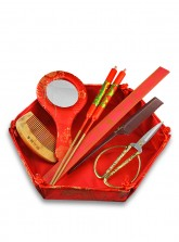Hair Combing Set - Groom