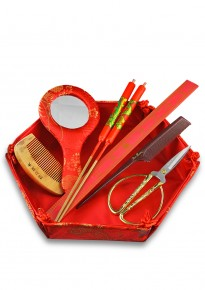 Hair Combing Set - Groom